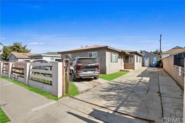 20518 Raymond Avenue, Torrance, CA 90502 (#SB21012163) :: Realty ONE Group Empire
