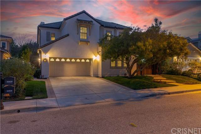 26829 Pine Hollow Court, Valencia, CA 91381 (#SR21013968) :: Rogers Realty Group/Berkshire Hathaway HomeServices California Properties