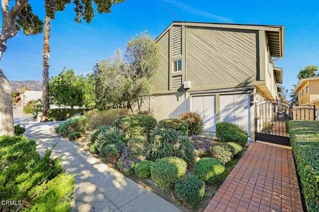 38 S Meridith Avenue #7, Pasadena, CA 91106 (#P1-3039) :: Mint Real Estate