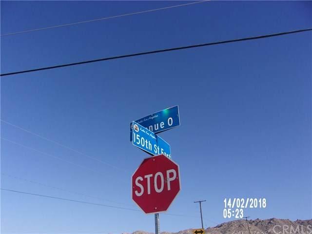 0 Vac/Ave O8/Vic 150 Ste, Palmdale, CA 93550 (#DW21015646) :: Pam Spadafore & Associates