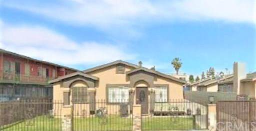 837 W 80th Street, Los Angeles (City), CA 90044 (#CV21015650) :: Pam Spadafore & Associates