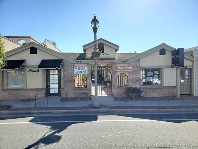 525-531 Carlsbad Village Dr., Carlsbad, CA 92008 (#PTP2100503) :: Mainstreet Realtors®