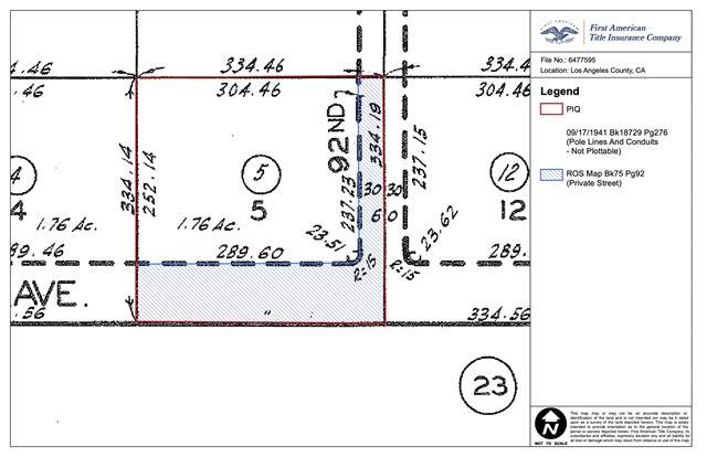 92 E Vac Cor #Avenue, Lancaster, CA 93535 (#210002020) :: Pam Spadafore & Associates