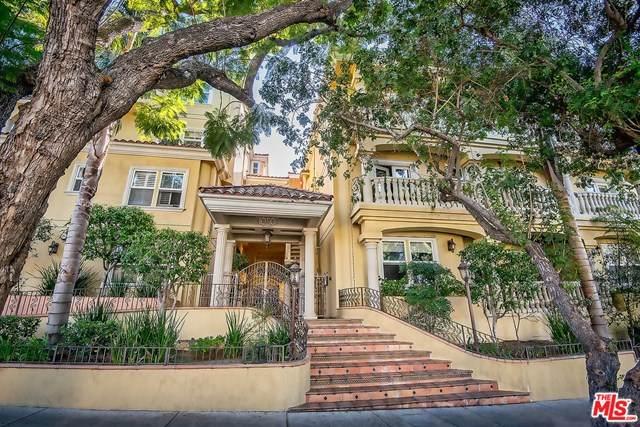 1050 N Edinburgh Avenue #305, West Hollywood, CA 90046 (#21684436) :: The Marelly Group | Compass