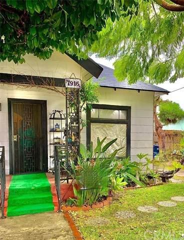 7916 Alix, Los Angeles (City), CA 90001 (#OC21015444) :: Pam Spadafore & Associates
