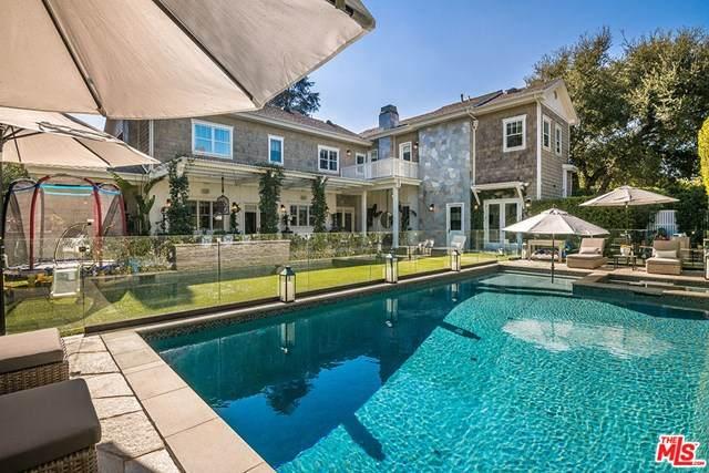 17455 Rancho Street, Encino, CA 91316 (#21684454) :: RE/MAX Masters