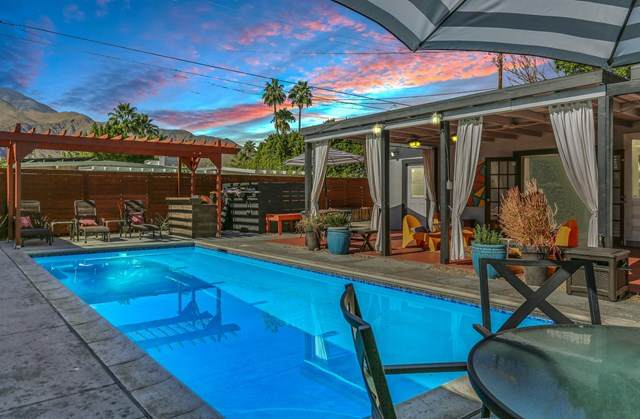 515 N Calle Marcus, Palm Springs, CA 92262 (#219056206PS) :: The Alvarado Brothers