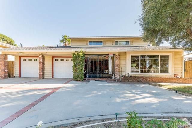 11708 Woodley Avenue, Granada Hills, CA 91344 (#SR21015798) :: RE/MAX Empire Properties