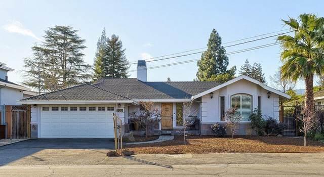 364 Jardin Drive, Los Altos, CA 94022 (#ML81827083) :: RE/MAX Empire Properties