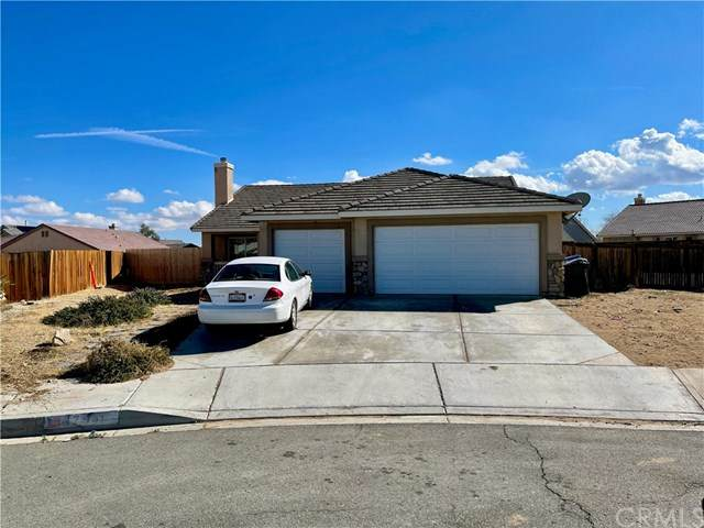 17931 Moore Court, Adelanto, CA 92301 (#CV21015871) :: Rogers Realty Group/Berkshire Hathaway HomeServices California Properties