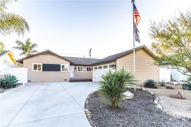 1352 W Hill Avenue, Fullerton, CA 92833 (#OC21015759) :: American Real Estate List & Sell