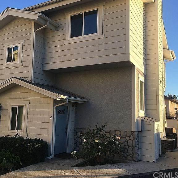 4455 Rockland Place #4, La Canada Flintridge, CA 91011 (#OC21015209) :: Laughton Team | My Home Group