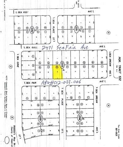 2471 Sea Fair Avenue, Salton City, CA 92275 (#219056227DA) :: BirdEye Loans, Inc.
