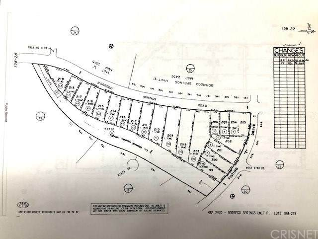 0 Montezuma Valley Road, Ranchita, CA 92066 (#SR21016098) :: BirdEye Loans, Inc.