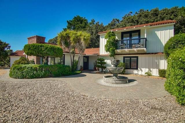 149 Terrace Way, Carmel Valley, CA 93924 (#ML81827116) :: Massa & Associates Real Estate Group | Compass