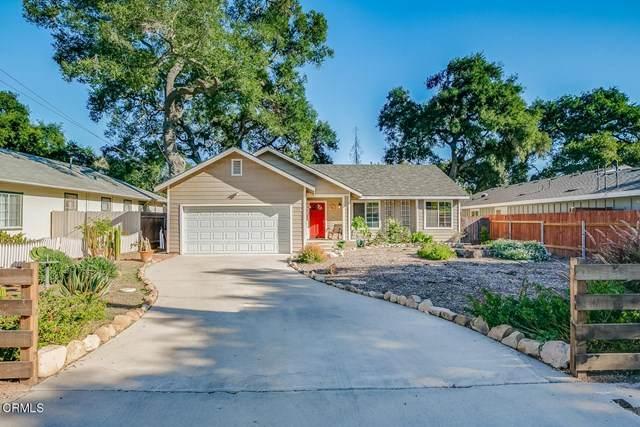 172 N Encinal Avenue, Ojai, CA 93023 (#V1-3573) :: Realty ONE Group Empire