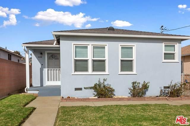 4489 W 132nd Street, Hawthorne, CA 90250 (#21682706) :: Frank Kenny Real Estate Team