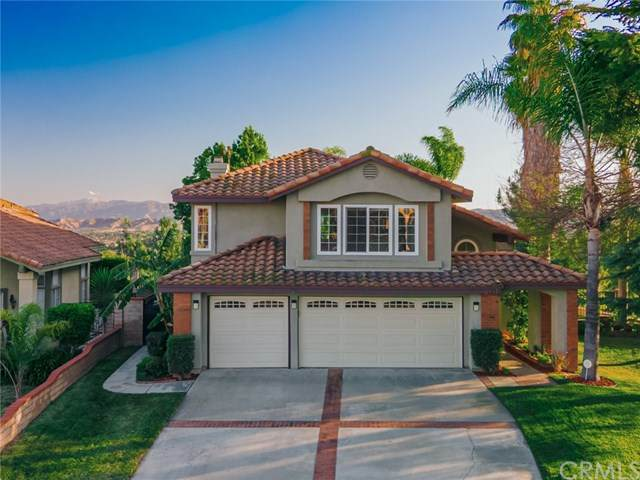 2437 Diamond Drive, Chino Hills, CA 91709 (#TR21016314) :: Team Forss Realty Group