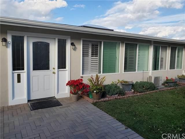 14221 El Dorado Drive 63D, Seal Beach, CA 90740 (#PW21014346) :: Rogers Realty Group/Berkshire Hathaway HomeServices California Properties