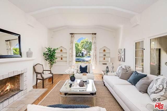 10466 Kinnard Avenue, Los Angeles (City), CA 90024 (#21684568) :: Pam Spadafore & Associates