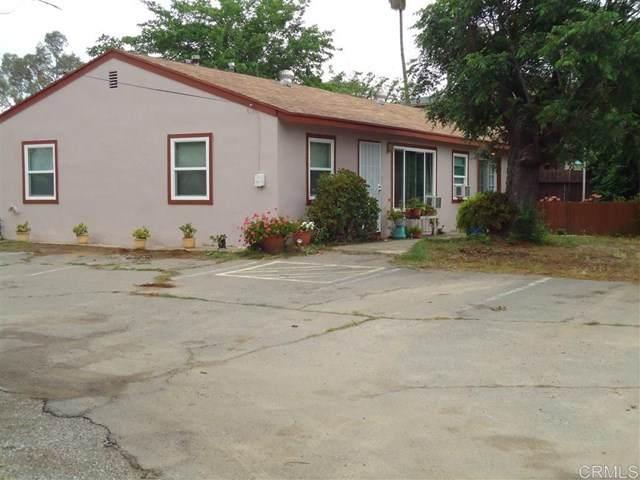 8838-40 Lakeview, Lakeside, CA 92040 (#PTP2100516) :: Crudo & Associates