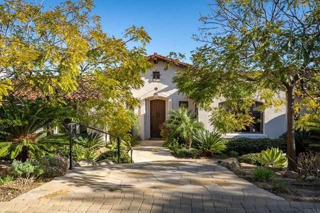 16655 Zumaque, Rancho Santa Fe, CA 92067 (#NDP2100864) :: Massa & Associates Real Estate Group | Compass