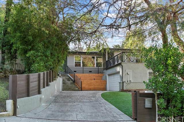 3495 Oak Glen Drive, Los Angeles (City), CA 90068 (#SR21016074) :: Realty ONE Group Empire