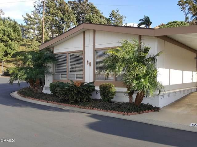 80 Caleta Drive #156, Camarillo, CA 93012 (#V1-3581) :: Re/Max Top Producers