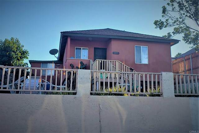 3235-37 Webster Avenue, San Diego, CA 92113 (#PTP2100518) :: Zutila, Inc.