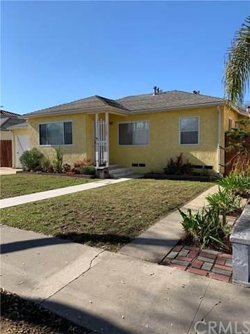 17309 Elgar Avenue, Torrance, CA 90504 (#SB21016037) :: Frank Kenny Real Estate Team