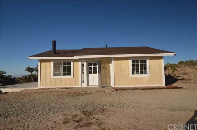 31555 Longview Road, Pearblossom, CA 93553 (#SR21016560) :: American Real Estate List & Sell
