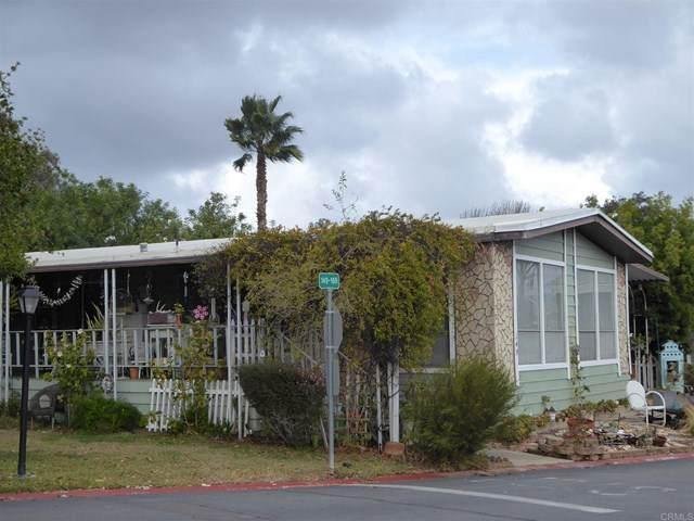 1750 W Citracado Parkway #149, Escondido, CA 92029 (#NDP2100869) :: Re/Max Top Producers