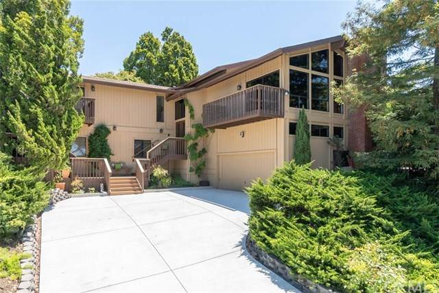 304 Longview Lane, San Luis Obispo, CA 93405 (#SP21016651) :: The Brad Korb Real Estate Group