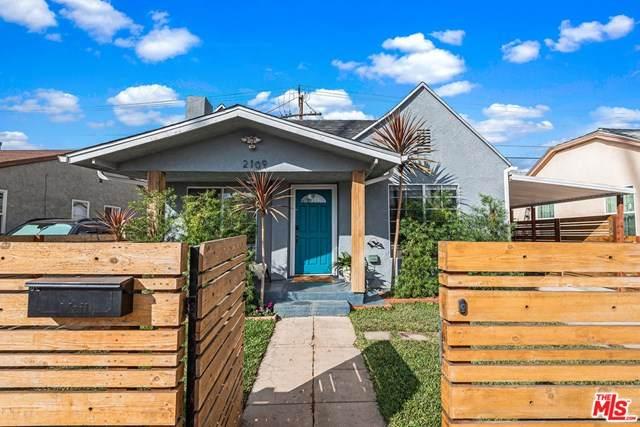 2109 Vineyard Avenue, Los Angeles (City), CA 90016 (#21684136) :: Team Forss Realty Group
