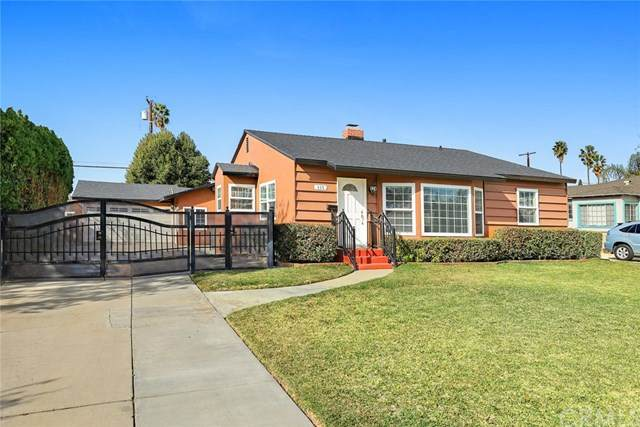 805 N Nora Avenue, West Covina, CA 91790 (#CV21008993) :: Bob Kelly Team
