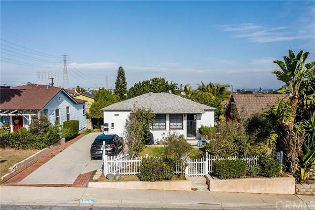 2519 Curtis Avenue, Redondo Beach, CA 90278 (#SB21016727) :: Frank Kenny Real Estate Team