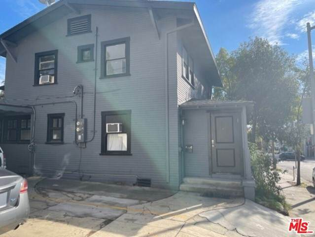 1110 N Sweetzer Avenue, West Hollywood, CA 90069 (#21685116) :: Team Forss Realty Group