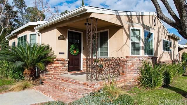 5230 Whitaker Avenue, Encino, CA 91436 (#SR21016826) :: Compass