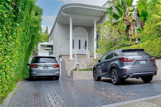 1719 N Orange Grove Avenue, Hollywood Hills, CA 90046 (#SR21016247) :: Team Forss Realty Group
