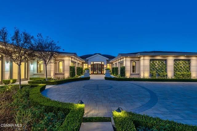 1300 Woodland Grove Court, Westlake Village, CA 91362 (#221000393) :: A|G Amaya Group Real Estate