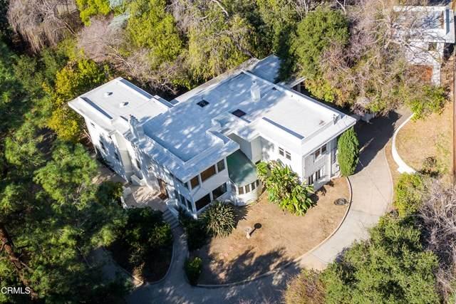 2065 E Altadena Drive, Altadena, CA 91001 (#P1-3058) :: Frank Kenny Real Estate Team