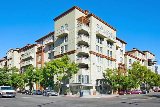 1501 Front  St. #544, San Diego, CA 92101 (#210002134) :: The Bhagat Group