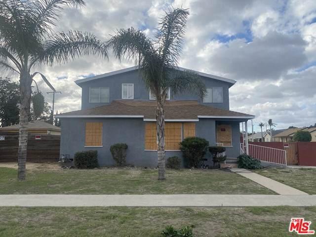 12403 S Central Avenue, Los Angeles (City), CA 90059 (#21685272) :: Frank Kenny Real Estate Team