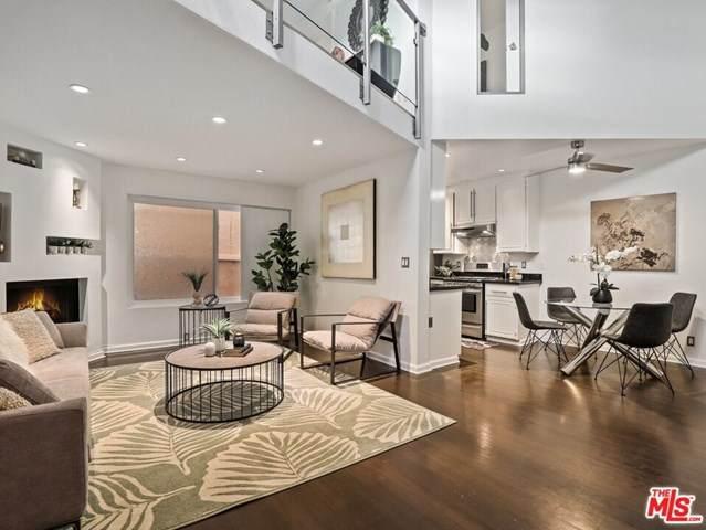 1827 Greenfield Avenue #205, Los Angeles (City), CA 90025 (#21684970) :: Pam Spadafore & Associates
