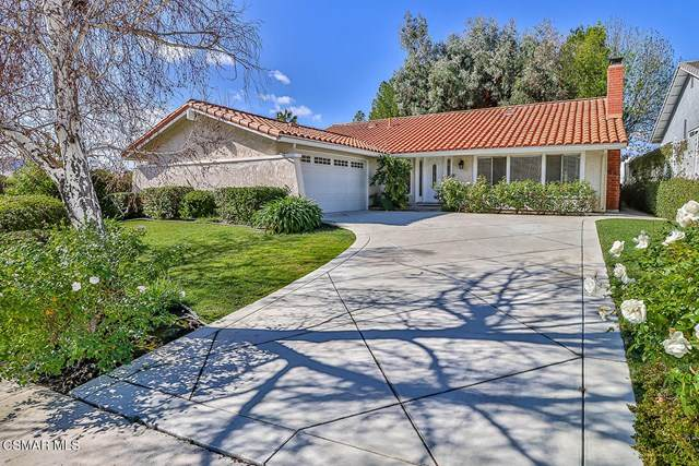 28919 Bardell Drive, Agoura Hills, CA 91301 (#221000394) :: Twiss Realty