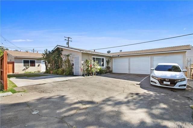125 N Fir Street, Orange, CA 92868 (#OC21017179) :: A|G Amaya Group Real Estate