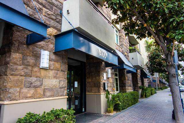 1400 Broadway #1504, San Diego, CA 92101 (#NDP2100887) :: The Bhagat Group