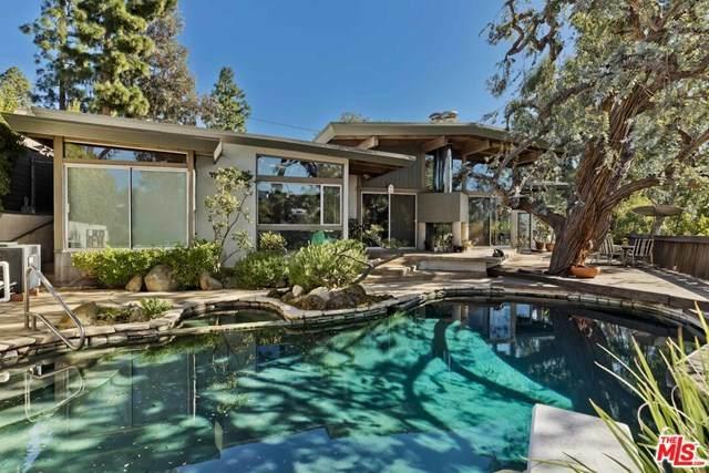 743 Hanley Avenue, Los Angeles (City), CA 90049 (#21685346) :: Frank Kenny Real Estate Team