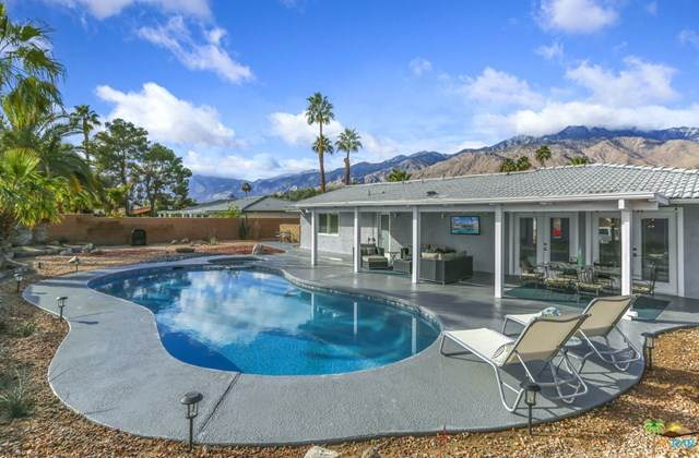 932 N Camino Condor, Palm Springs, CA 92262 (#21685366) :: Rogers Realty Group/Berkshire Hathaway HomeServices California Properties