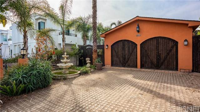 2508 28th Street, Santa Monica, CA 90405 (#SR21017237) :: Team Tami